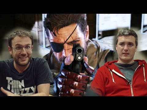 Clip - Danny finds Dan Ryckert to gush over the latest Metal Gear Solid V: The Phantom Pain gameplay from Tokyo Game Show. Visit all of our channels: Features & Reviews - http://www.youtube.com/user/game...