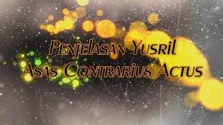 Download Video MANTAP Penjelasan Yusril Asas Contrarius Actus MP3 3GP MP4