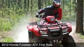 7. MotoUSA 2012 Honda Foreman ATV