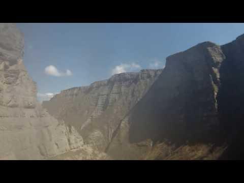 Salto del Nervión. 221 metros