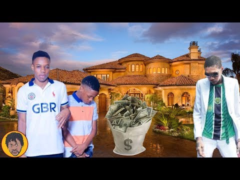 Vybz Kartel Son Showing Off His Expensive Lifestyle On His Platform