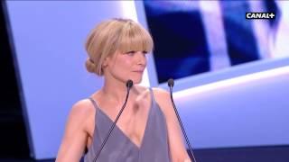 Marina Foïs - Sketch aux César 2013