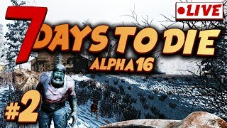 Welcome to 7 Days to Die Alpha 16 and my first attempt at survival in this game. It goes reasonably well.►http://petard.io/SandboxBuilding-----------------------Check out these playlists, you might like what you see:►http://petard.io/manageNsimulate►http://petard.io/VRgames-----------------------►http://petard.io/7Days2DieOnSteam7 Days to Die is an open-world game that is a unique combination of first person shooter, survival horror, tower defense, and role-playing games. Play the definitive zombie survival sandbox RPG that came first. Navezgane awaits!-----------------------Find Petard on other sites:►http://petard.io/discord►http://petard.io/website►http://petard.io/twitch►http://petard.io/facebook►http://petard.io/twitter►http://petard.io/instagram►http://petard.io/reddit-----------------Other Channels:►http://petard.io/SportsinPetardia►http://petard.io/kromobil-----------------Support Petard through various ways:►http://petard.io/merch►http://petard.io/humble►http://petard.io/CDkeys►http://petard.io/gog►http://petard.io/GMG►http://petard.io/audible►http://petard.io/gamefly►Use TubeBuddy to grow your channel, it helps grow mine - http://petard.io/tubebuddy-----------------►Special thanks to James for his support - http://petard.io/GamesJamesMultistreaming with https://restream.io/