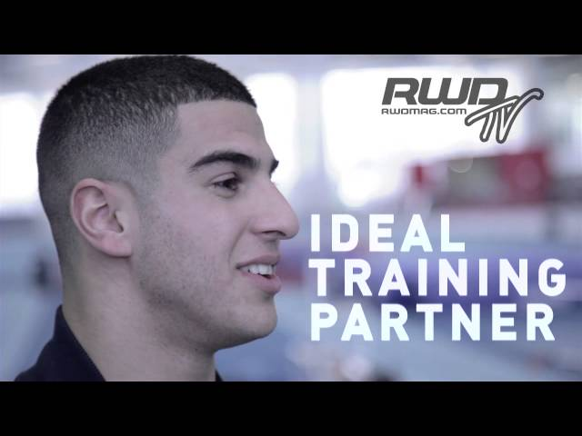 ADAM GEMILLI TALKS JUGGLING UNI & SPRINTING, IDEAL TRAINING PARTNERS & MORE WITH RWD TV