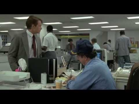 The Secret of My Success - The Mailroom - HD