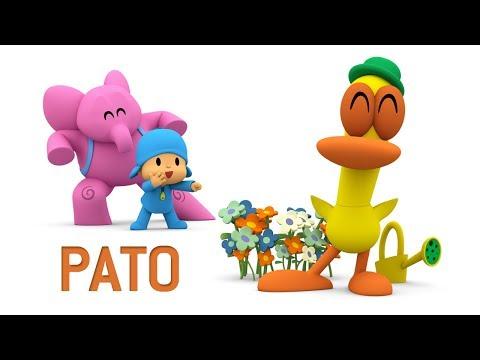 Pocoyo português Brasil - O especial do PATO  60 minutos com Pato e Pocoyo