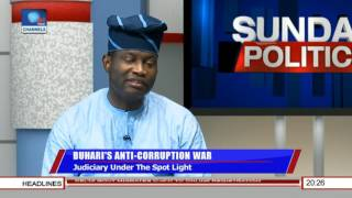 Buhari's Anti-Corruption War: Judiciary In The Spotlight