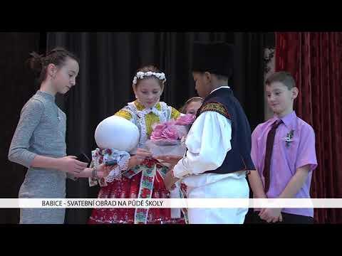 TVS: Babice - Svatba ve škole