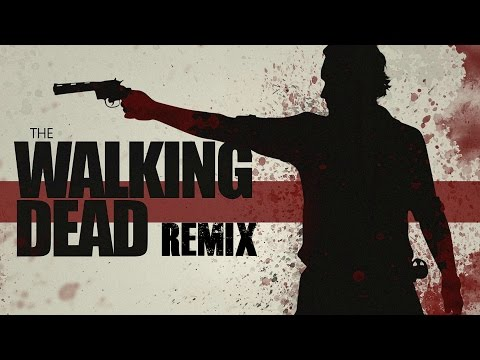 An Intense Remix of The Walking Dead by Mike Relm