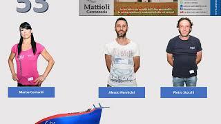 #vaporetti2018 Equipaggio N°53 Carrozzeria Mattioli