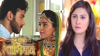 In Colors serial Ek Shringaar - Swabhimaan, Khyati disrupts Karan & Naina's kitchen romance.. Kran & Naina make prasad together for Teej Pooja while Khyati teases them.. Upcoming Twist..➤Subscribe Telly Reporter @ http://bit.do/TellyReporter➤SOCIAL MEDIA Links: ➤https://www.facebook.com/TellyReporter➤https://twitter.com/TellyReporter➤https://www.instagram.com/TellyReporter➤G+ @ https://plus.google.com/u/1/+TellyReporter