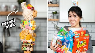 Video We Mixed 22 Cereals To Make Ice Cream MP3, 3GP, MP4, WEBM, AVI, FLV Juni 2019