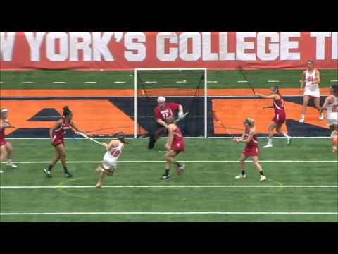 Highlights: Syracuse 13, Louisville 10