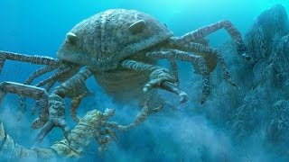 Video 15 Terrifying Prehistoric Creatures That Actually Existed MP3, 3GP, MP4, WEBM, AVI, FLV Mei 2017
