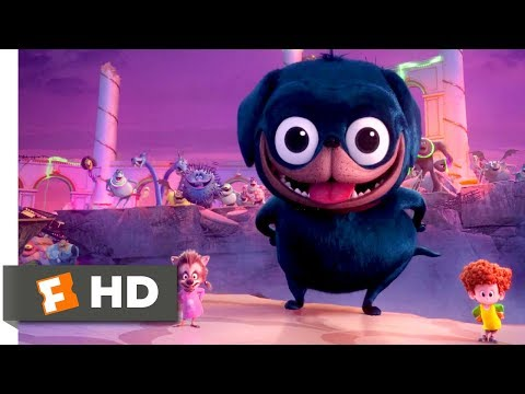 Hotel Transylvania 3 (2018) - DJ Battle Scene (10/10) | Movieclips