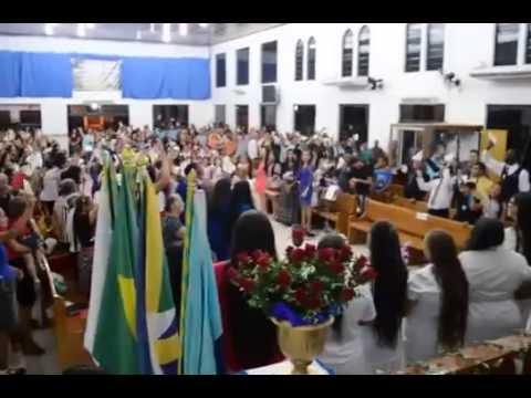 Igreja Assembléia em Vale do Anari.