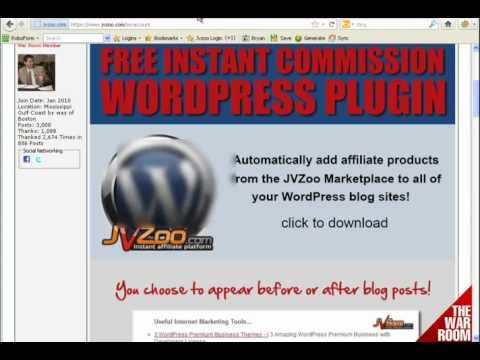 Free JVZoo Ad Manager Plugin – Tap Into Our Market Place