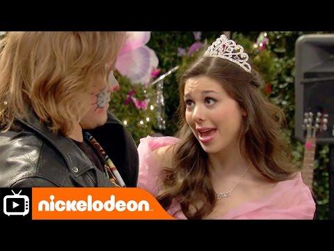 School of Rock | Princess Party | Nickelodeon UK