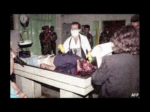 Pablo Escobar's Death / Muerte de Pablo Escobar