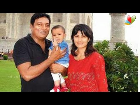 Prakash Raj Becomes Father at 50  Welcomes a Baby Boy Kollywood News 04 02 2016 Tamil Cinema Online