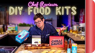 A Chef Reviews DIY Food Kits by SORTEDfood