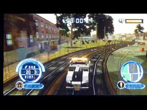 driver parallel lines wii iso