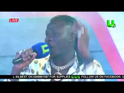United Showbiz with Nana Ama McBrown featuring Stonebwoy (27/06/2020)