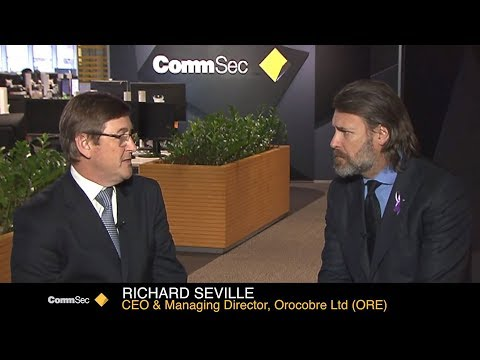 Orocobre Limited – CEO & MD Richard Seville Speaking With CommSec