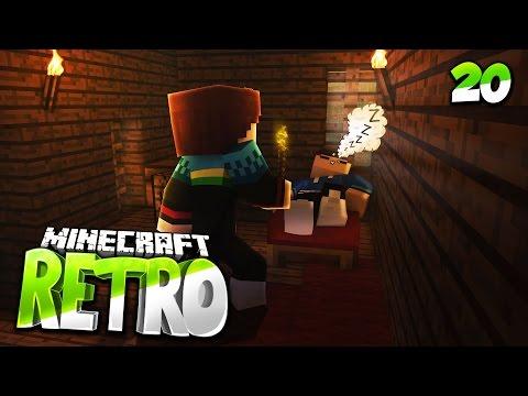 ABSPRACHE MIT MAGIER + EINBRUCH • Minecraft RETRO #20 | Minecraft Roleplay • Deutsch | HD (видео)