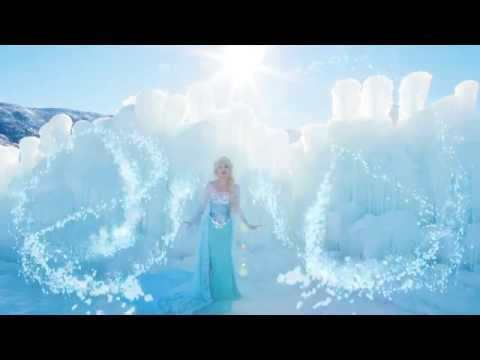 Let It Go - Disney's Frozen - Traci Hines (official Video)