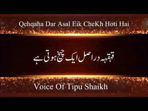 Best Urdu Quotes About Life Voice Of Tipu Shaikh