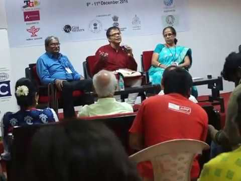 Video Launch of Jayanti Naik's The Salt of the Earth, Konkani short stories transl. by Augusto Pinto (1/2) download in MP3, 3GP, MP4, WEBM, AVI, FLV January 2017