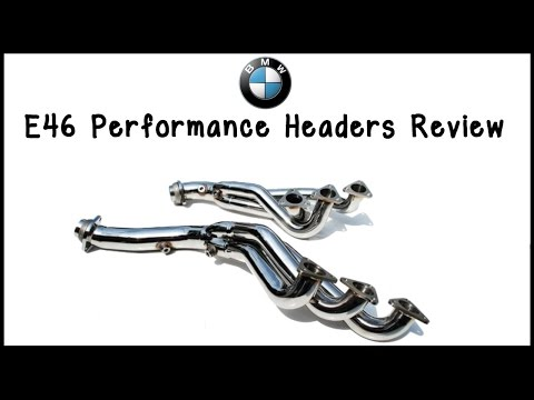 E46 Performance Headers Review