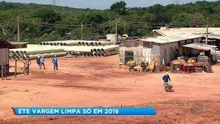 Problemas no projeto causam atraso e aumento de custos em obra da ETE de Bauru