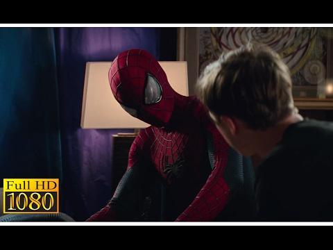 The Amazing Spider Man 2 (2014) - Spiderman meets Harry Osborn (1080p) FULL HD