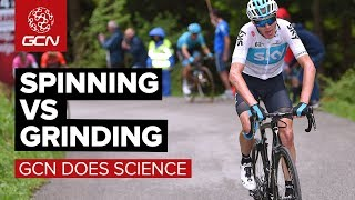 Video Spinning Vs Grinding | What Is The Best Cadence For Climbing On A Road Bike? MP3, 3GP, MP4, WEBM, AVI, FLV Juli 2019