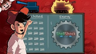 PASSION of the SHELLSHOCK! | Chalk Up Another Win! (Shellshock Live w/ Friends)