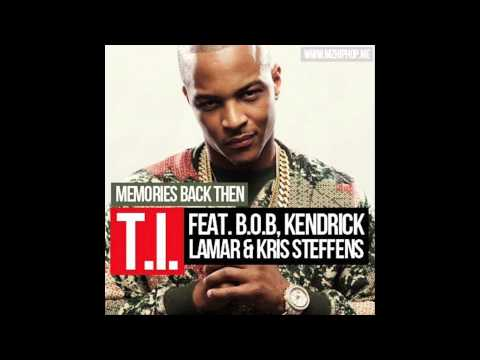 [HQ] T.I. - Memories Back Then Ft. B.o.B., Kendrick Lamar & Kris Stephens (200Hz Bass Boosted)