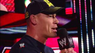 Dolph Ziggler and AJ Lee's New Year's Eve toast ends in smelly mess: Raw, Dec. 31, 2012