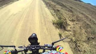 10. Zero Electric Motorcycle VS Yamaha WR450