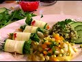 Raw Food Diet: Healthy Lunch Ideas : Tips for Serving a Raw Food Lunch
