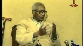 Mammo Wudneh -  Ethiopian Author, Journalist And Translator  Clip 2 Of 2