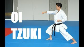 In this video we show you 3 important points for a strong OI TZUKI and how to combine them. Music: YEYEY - The Vision ...