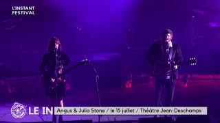 ANGUS ET JULIA STONE - Festival Carcassonne 2018