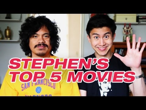 National Film Society - Stephen counts down his top 5 movies of all time while Patrick mocks him and his choices. Next week's video - Patrick's Top 5 Favorite Movies! Visit the Nati...