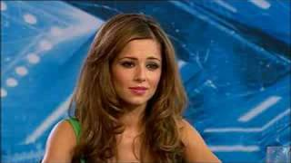 Cheryl Cole highlights 20.09.08 x factor