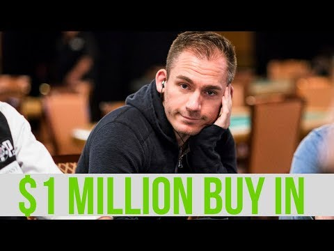 Why did the $1 Million Buy-In WSOP Poker Tournament Start Late?