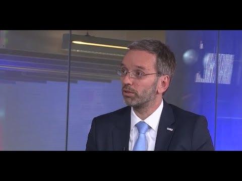 Innenminister Kickl im großen Interview (Fellner!)