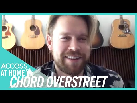 Chord Overstreet Reveals What He Stole From 'Glee' Set | #AccessAtHome