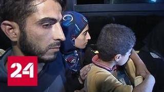 Минобороны РФ: ВКС России уже неделю не приближаются к Алеппо